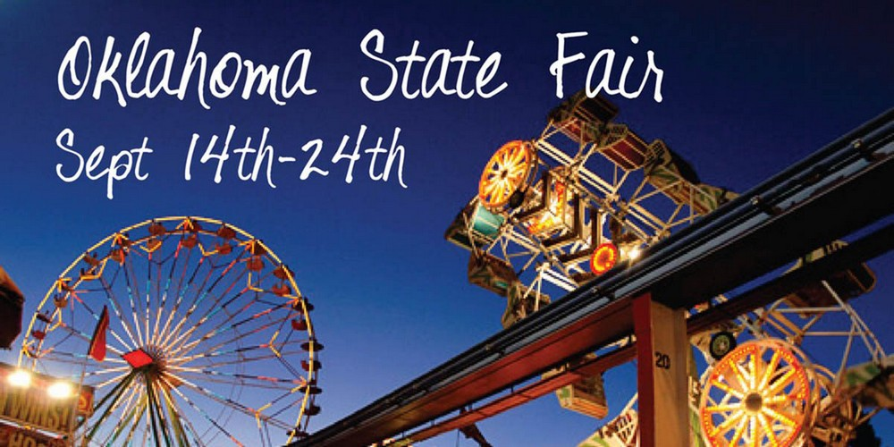 Fair Season is Coming Soon to Oklahoma!