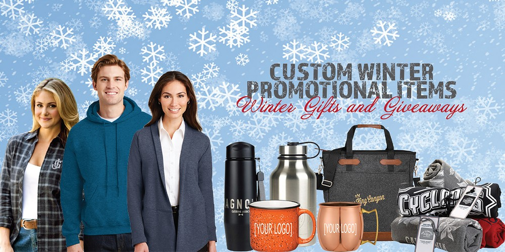 Cold Weather Gifts and Giveaways